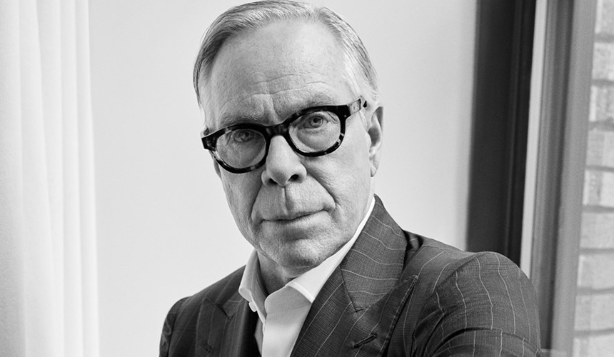 Tommy Hilfiger Portrait