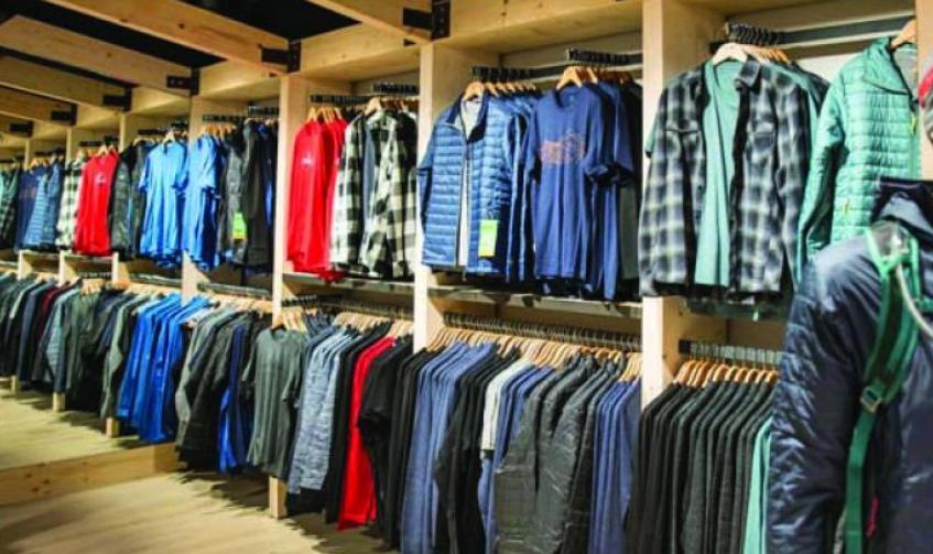 Successful ecommerce boutique